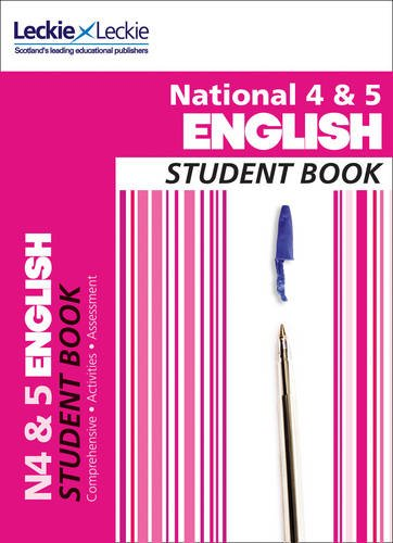 9780007504800: National 4/5 English Course Notes