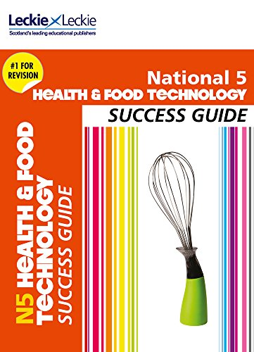 9780007504824: National 5 Health and Food Technology Success Guide (Success Guide)