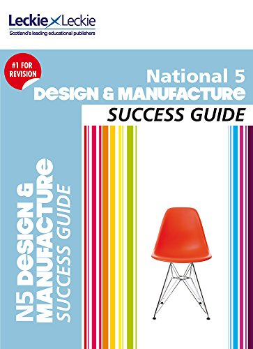 9780007504831: National 5 Design and Manufacture Success Guide (Success Guide)