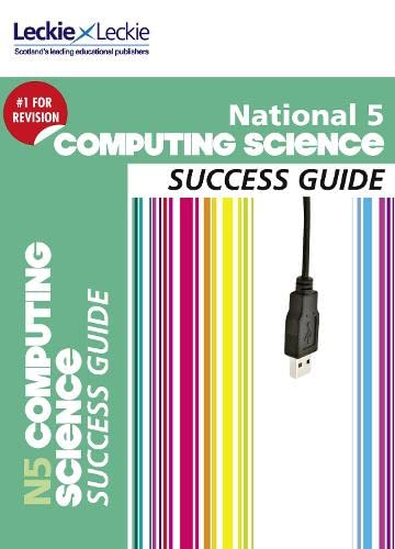 9780007504848: National 5 Computing Science Success Guide (Success Guide)