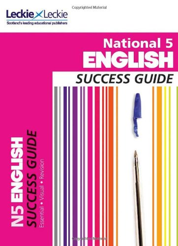 9780007504855: National 5 English Success Guide (Success Guide)