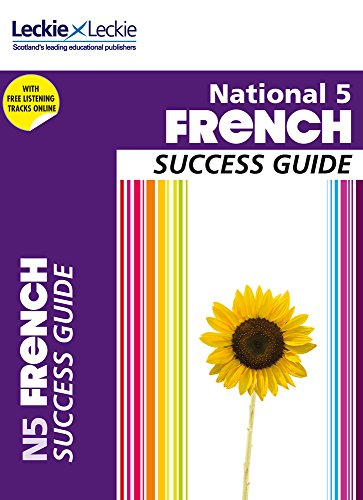 9780007504862: National 5 French Success Guide