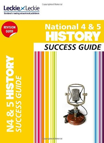 9780007504923: National 5 History Success Guide
