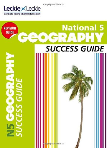 9780007504930: Success Guide - National 5 Geography Success Guide