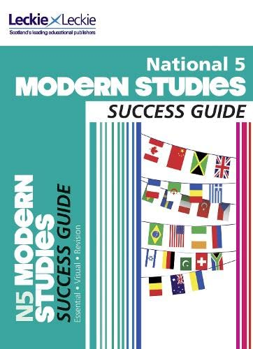 9780007504961: Success Guide - National 5 Modern Studies Success Guide
