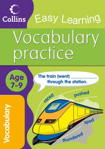 9780007505036: Vocabulary Age 7-9 (Collins Easy Learning Age 7-11)
