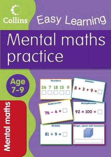 9780007505050: Easy Learning: Mental Maths Age 7-9 (Collins Easy Learning Age 7-11)