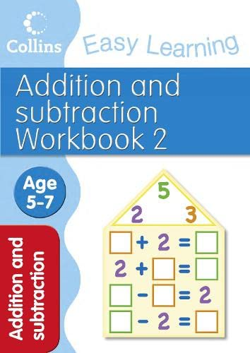 9780007505067: Addition and Subtraction Workbook 2 (Collins Easy Learning Age 5-7)