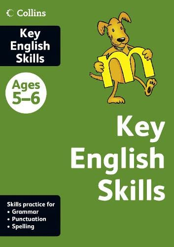 9780007505081: Key English Skills Age 5-6 (Collins Practice)