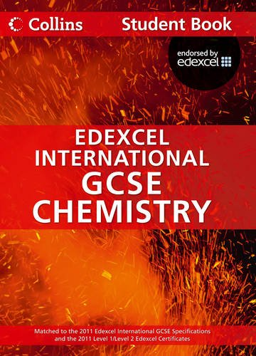 9780007505296: Chemistry Student Book: Edexcel International GCSE (Collins International GCSE)
