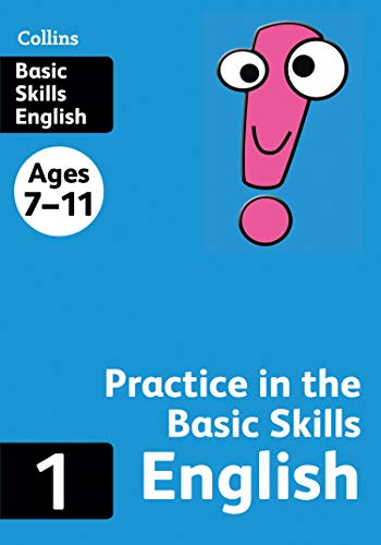 9780007505425: English Book 1 (Collins Practice in the Basic Skills)