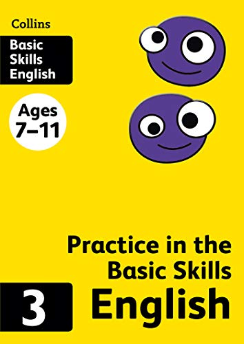 9780007505449: Collins Practice in the Basic Skills - English Book 3