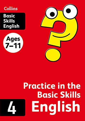 9780007505456: Collins Practice in the Basic Skills - English Book 4