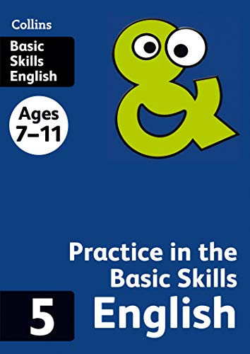 9780007505463: Collins Practice in the Basic Skills - English Book 5