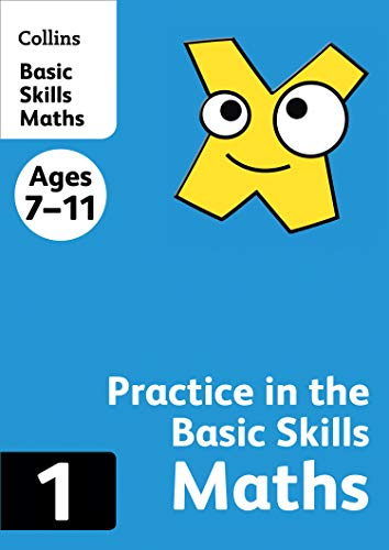 9780007505470: Maths Book 1 (Collins Practice in the Basic Skills)