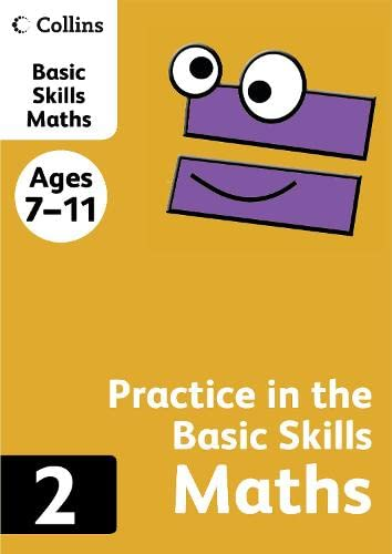 9780007505487: Maths Book 2 (Collins Practice in the Basic Skills)