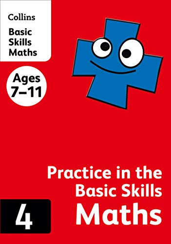9780007505500: Maths Book 4 (Collins Practice in the Basic Skills)