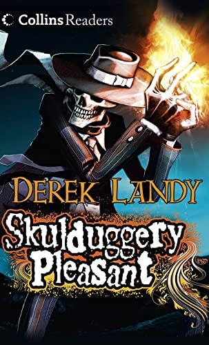 Skulduggery Pleasant (Collins Readers): Landy, Derek