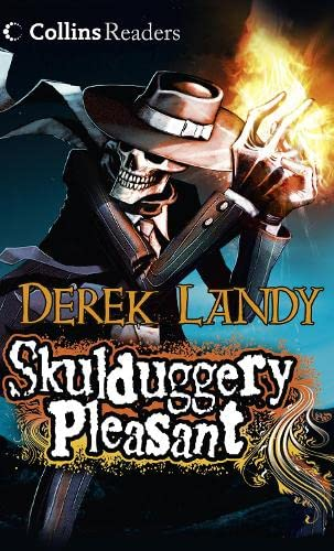9780007505838: Skulduggery Pleasant (Collins Readers)