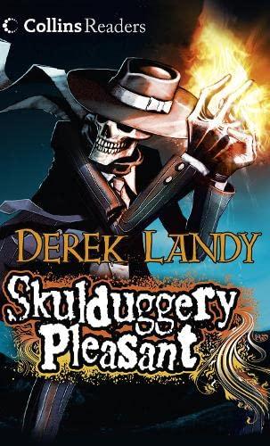 9780007505838: Collins Readers - Skulduggery Pleasant