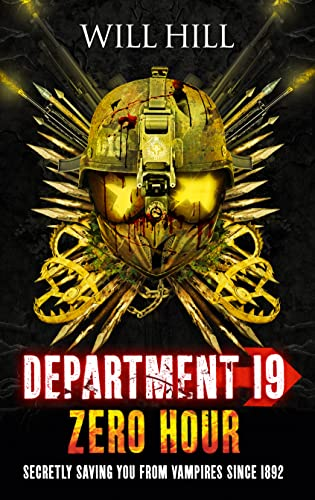 9780007505869: Zero Hour (Department 19, Book 4)