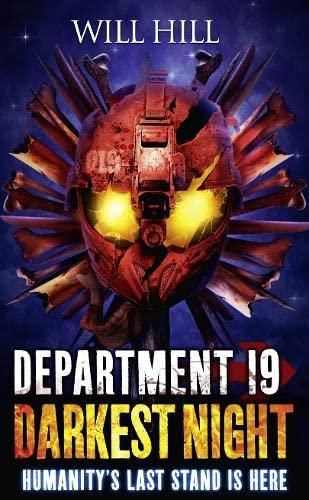 9780007505906: Darkest Night: Book 5 (Department 19)