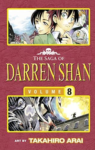 9780007506422: Allies of the Night (The Saga of Darren Shan, Book 8)