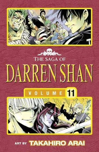 9780007506453: Lord of the Shadows (The Saga of Darren Shan, Book 11)