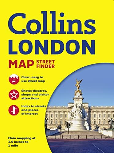 9780007506507: Collins London Streetfinder Map