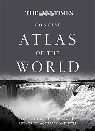 9780007506514: The Times Concise Atlas of the World (World Atlas)