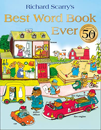9780007507092: Best Word Book Ever