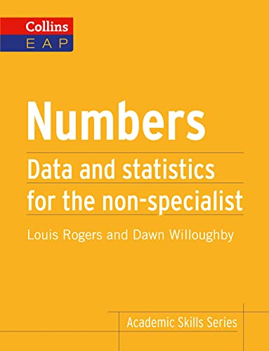 9780007507153: Numbers: Statistics and Data for the Non-Specialist (Collins English for Academic Purposes)