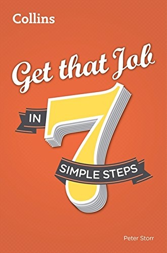 9780007507160: Get that Job in 7 Simple Steps