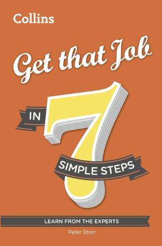 9780007507160: Get that Job in 7 simple steps