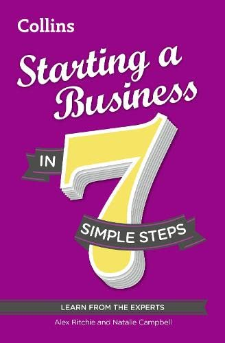 9780007507184: Starting a Business in 7 Simple Steps