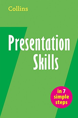 9780007507191: Presentation Skills in 7 simple steps