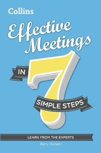9780007507207: Effective Meetings in 7 Simple Steps
