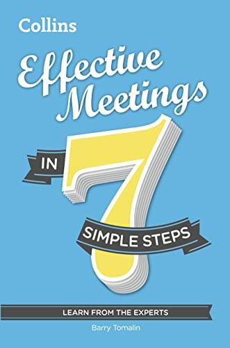 9780007507207: Effective Meetings in 7 Simple Steps