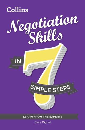9780007507214: Negotiation Skills in 7 Simple Steps