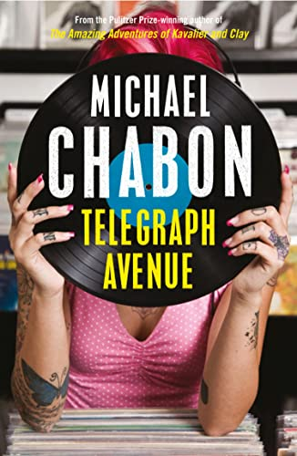9780007507412: Telegraph Avenue