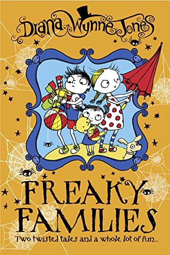 9780007507474: Freaky Families