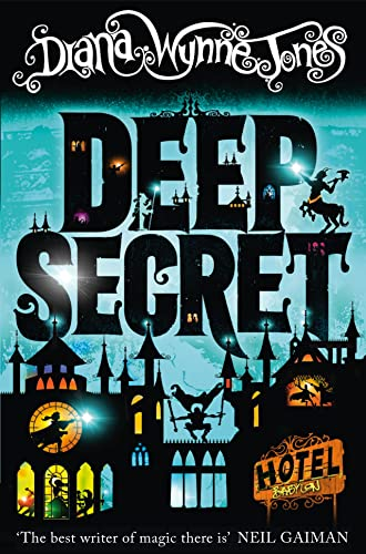 9780007507542: Deep Secret (Magids)