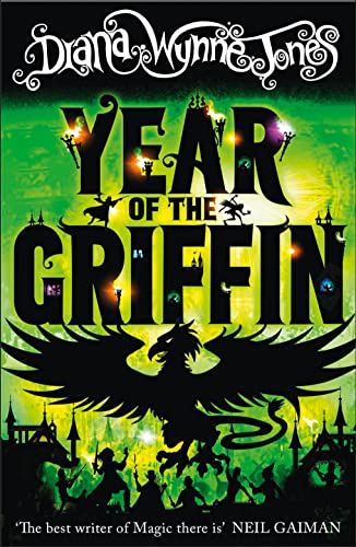 9780007507603: Year of the Griffin