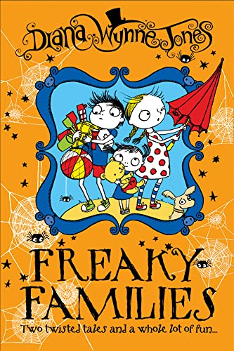 9780007507627: Freaky Families