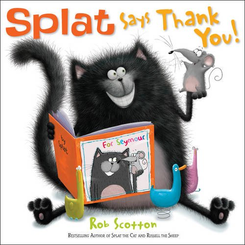 9780007507757: Splat Says Thank You!