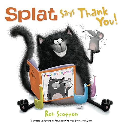 9780007507757: Splat Says Thank You!