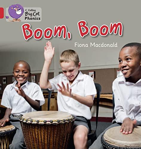 9780007507788: Boom, Boom (Collins Big Cat Phonics)