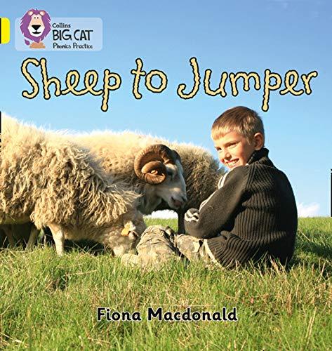 9780007507825: Collins Big Cat Phonics - Sheep to Jumper: Band 03/Yellow