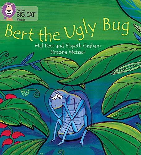 9780007507849: Bert the Ugly Bug (Collins Big Cat Phonics)