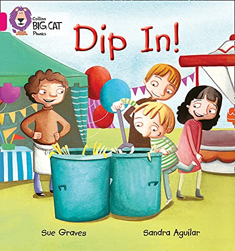 9780007507870: DIP IN: Band 01A/Pink A (Collins Big Cat Phonics)